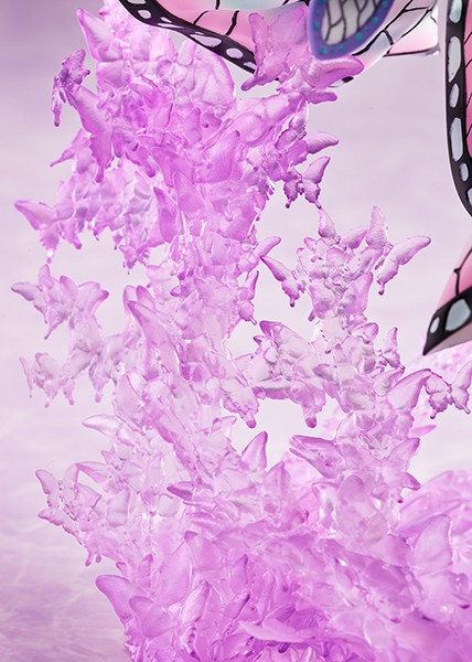 鬼滅の刃 胡蝶しのぶ 1/8スケールフィギュアがANIPLEX+にて予約開始!蝶のエフェクトが優雅で美麗な姿を演出! 0819hobby-kocho-IM001