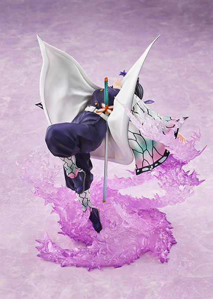 鬼滅の刃 胡蝶しのぶ 1/8スケールフィギュアがANIPLEX+にて予約開始!蝶のエフェクトが優雅で美麗な姿を演出! 0819hobby-kocho-IM002