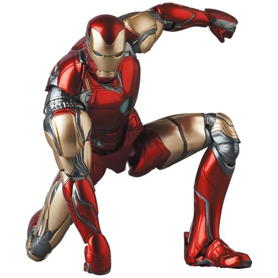マフェックス No.136 MAFEX IRON MAN MARK85(Endgame Ver.) 可動フィギュアが予約開始! 0824hobby-ironman-IM004