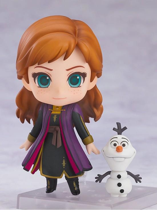 ねんどろいど アナと雪の女王2 アナ Travel costume Ver. グッスマ 可動フィギュアが予約開始! 0827hobby-ana-IM001