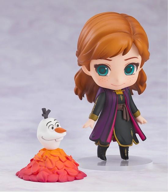 ねんどろいど アナと雪の女王2 アナ Travel costume Ver. グッスマ 可動フィギュアが予約開始! 0827hobby-ana-IM002