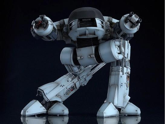 HAGANE WORKS ロボコップ/MODEROID ED-209 『ロボコップ』グッドスマイルカンパニー が予約開始! 0827hobby-robocop-IM003