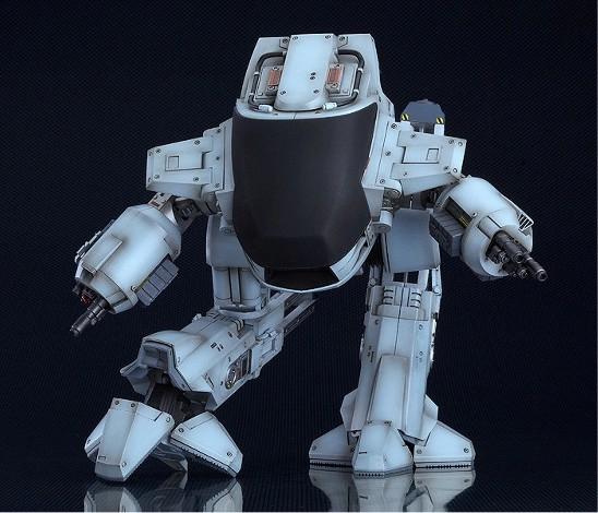 HAGANE WORKS ロボコップ/MODEROID ED-209 『ロボコップ』グッドスマイルカンパニー が予約開始! 0827hobby-robocop-IM004