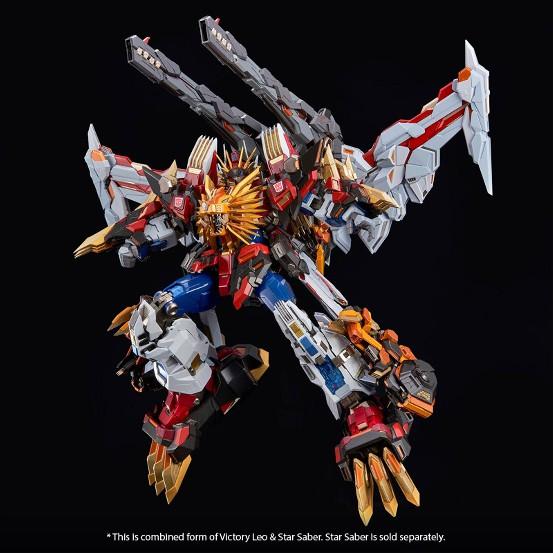 【入荷】[Kuro Kara Kuri(鉄機巧)] Victory Leo Flame Toys 可動フィギュアが登場! 0827hobby-victory-IM002-1