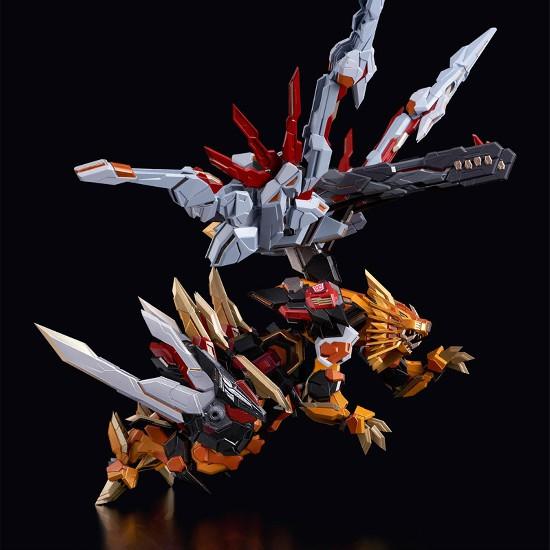 【入荷】[Kuro Kara Kuri(鉄機巧)] Victory Leo Flame Toys 可動フィギュアが登場! 0827hobby-victory-IM004