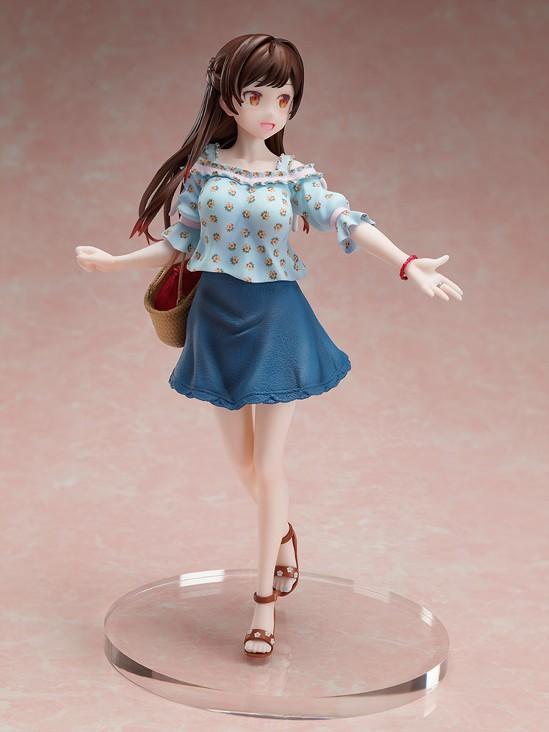 彼女、お借りします 水原千鶴 フィギュアが予約開始!アニメ版のキービジュアルを元に立体化! 0828hobby-chizuru-IM002