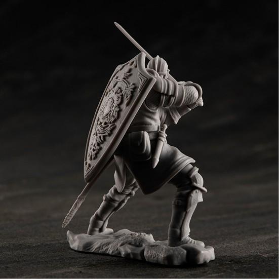 ゲームピースコレクション DARK SOULS 上級騎士&混沌の魔女クラーグ メガハウス プラモデルが予約開始! 0902hobby-darksoul-IM004