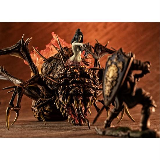 ゲームピースコレクション DARK SOULS 上級騎士&混沌の魔女クラーグ メガハウス プラモデルが予約開始! 0902hobby-darksoul-IM005