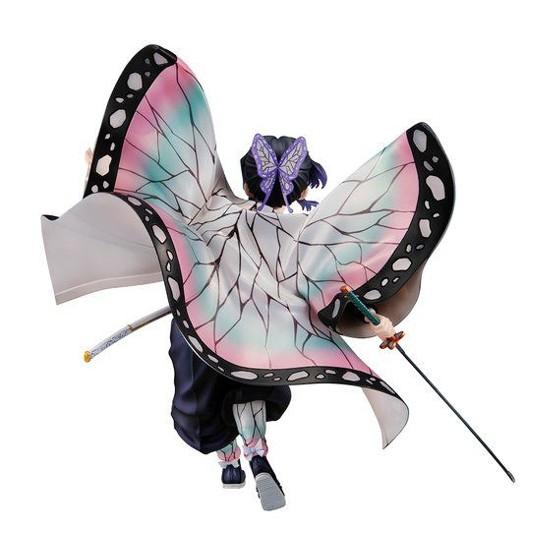 ギャルズシリーズ 鬼滅の刃 胡蝶しのぶ メガハウス フィギュアが一部店舗限定で予約開始! 0903hobby-kocho-IM003