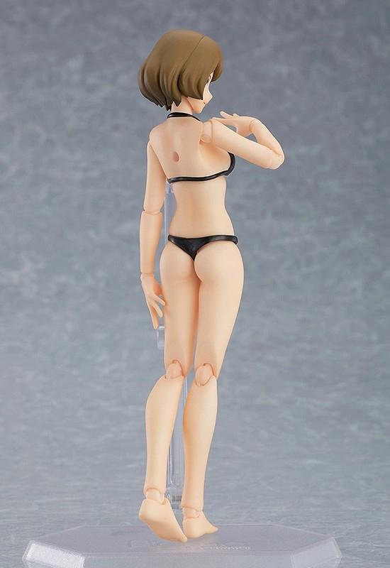 figma 水着女性body(チアキ)マックスファクトリー 可動フィギュアが予約開始!Tバックの水着姿で立体化! 0910hobby-chiaki-IM004