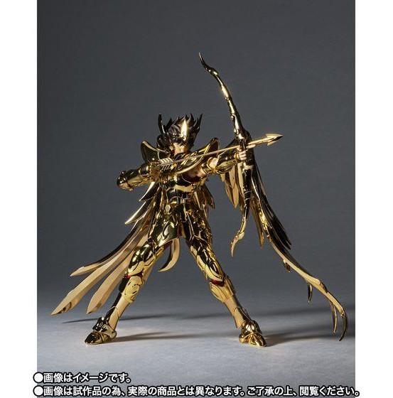 TAMASHII NATION 開催記念商品 「聖闘士聖衣神話EX サジタリアス星矢 GOLD24」など3点がプレバン限定で予約開始! 0914hobby-PB02-IM001
