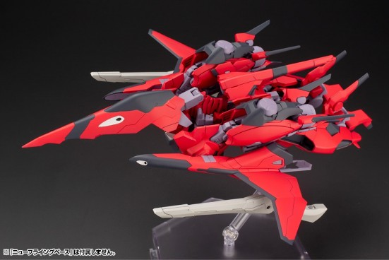 フレームアームズ XFA-CnB ベルクフリンカー コトブキヤ プラモデルが予約開始!飛行形態へ完全変形が可能! 0915hobby-FA-IM004