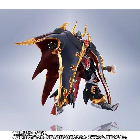METAL ROBOT魂 <SIDE MS> サタンガンダム=ブラックドラゴン(リアルタイプver.) がプレバン限定で予約開始! 0917hobby-satan-IM001
