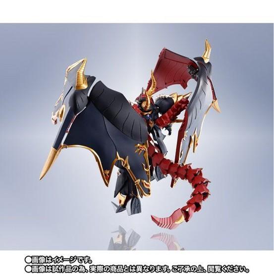 METAL ROBOT魂 <SIDE MS> サタンガンダム=ブラックドラゴン(リアルタイプver.) がプレバン限定で予約開始! 0917hobby-satan-IM004