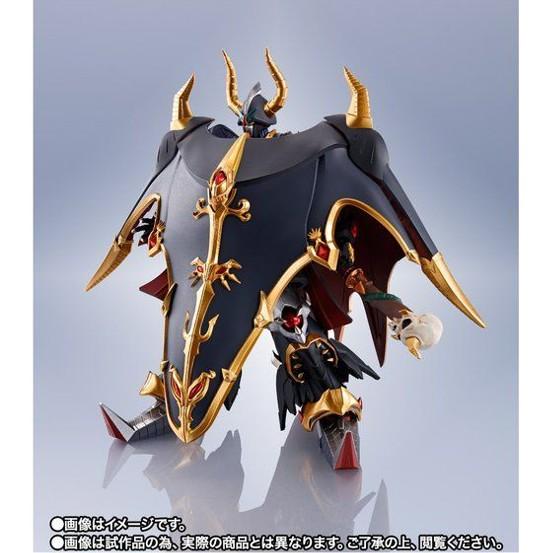 METAL ROBOT魂 <SIDE MS> サタンガンダム=ブラックドラゴン(リアルタイプver.) がプレバン限定で予約開始! 0917hobby-satan-IM005