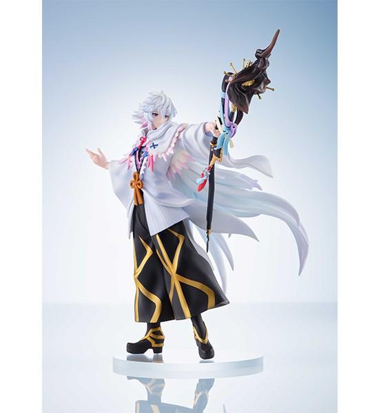 ConoFig Fate/Grand Order マシュ/アルトリア/マーリン フィギュアがANIPLEX+にて予約開始! 0919hobby-conofgo-IM005