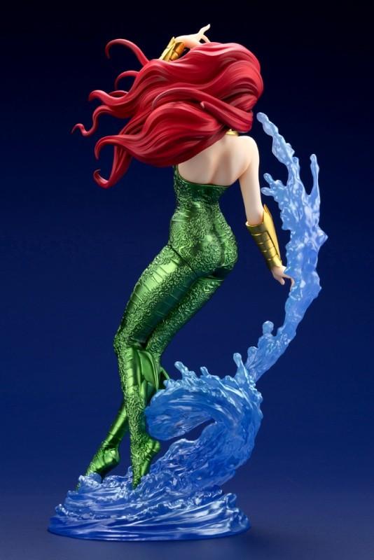 DC COMICS美少女 メラ コトブキヤ フィギュアが予約開始!人魚を思わせるようなポージングで立体化! 0924hobby-mera-IM002