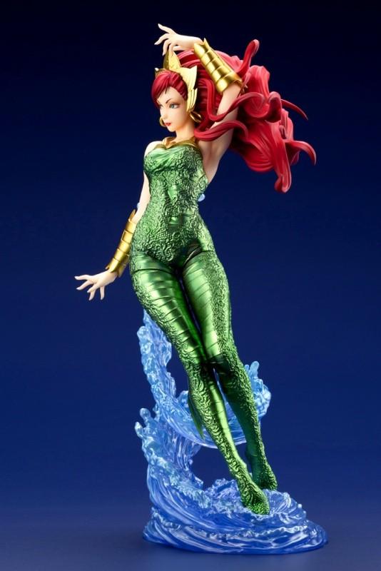 DC COMICS美少女 メラ コトブキヤ フィギュアが予約開始!人魚を思わせるようなポージングで立体化! 0924hobby-mera-IM003