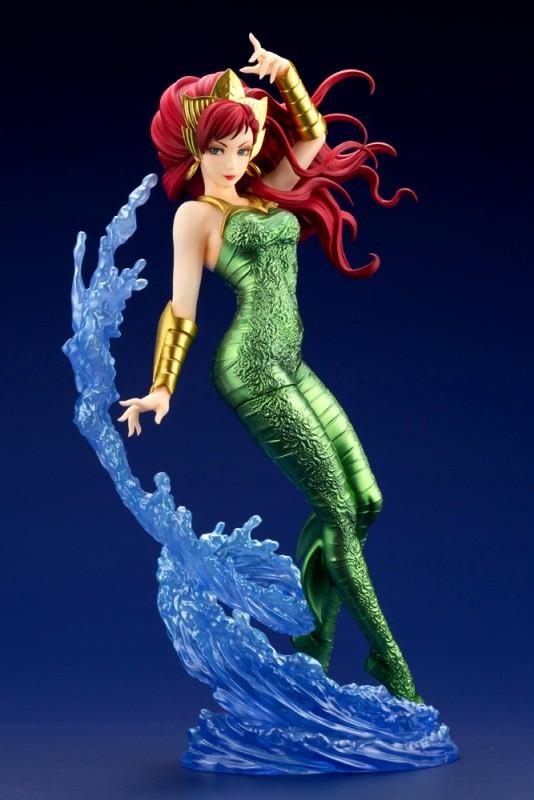 DC COMICS美少女 メラ コトブキヤ フィギュアが予約開始!人魚を思わせるようなポージングで立体化! 0924hobby-mera-IM005