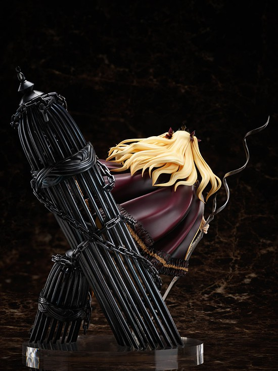 Fate/Grand Order -絶対魔獣戦線バビロニア- ランサー/エレシュキガル 1/7スケールフィギュアがF:NEX限定で予約開始! 1001hobby-eleshu-IM003