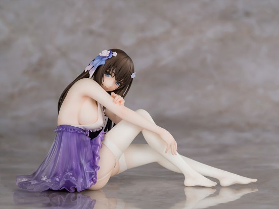 風華雪 雪 Yuki AniGift フィギュアが予約開始!上半身とスカートのキャストオフが可能! 1007hobby-yuki-IM001