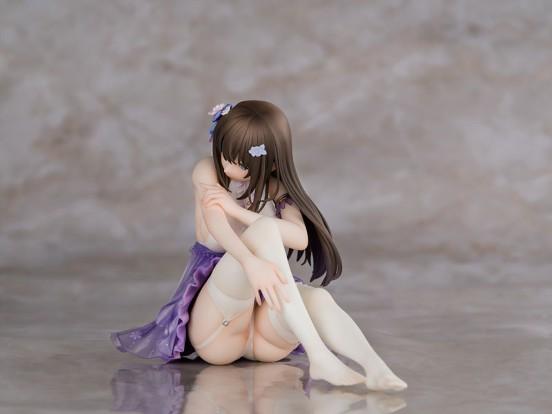 風華雪 雪 Yuki AniGift フィギュアが予約開始!上半身とスカートのキャストオフが可能! 1007hobby-yuki-IM002