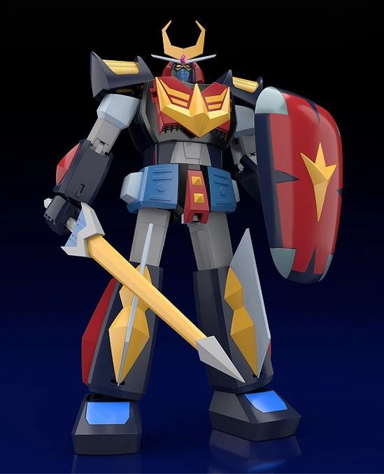 【入荷】MODEROID 宇宙戦士バルディオス バルディオス グッドスマイルカンパニー プラモデルが登場! 1015hobby-moderoid-IM001
