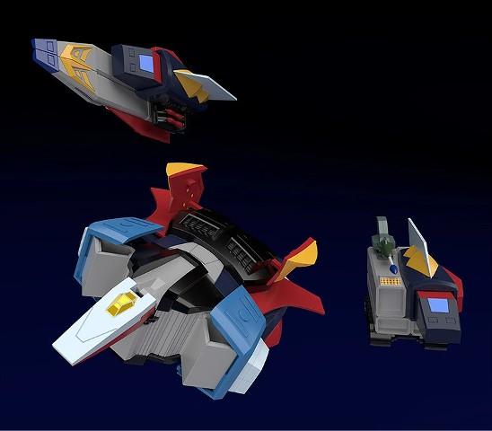 【入荷】MODEROID 宇宙戦士バルディオス バルディオス グッドスマイルカンパニー プラモデルが登場! 1015hobby-moderoid-IM005