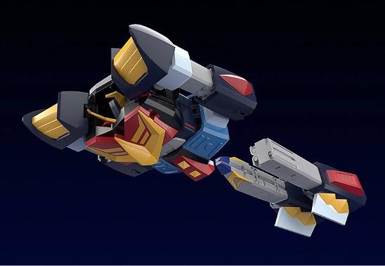 【入荷】MODEROID 宇宙戦士バルディオス バルディオス グッドスマイルカンパニー プラモデルが登場! 1015hobby-moderoid-IM006