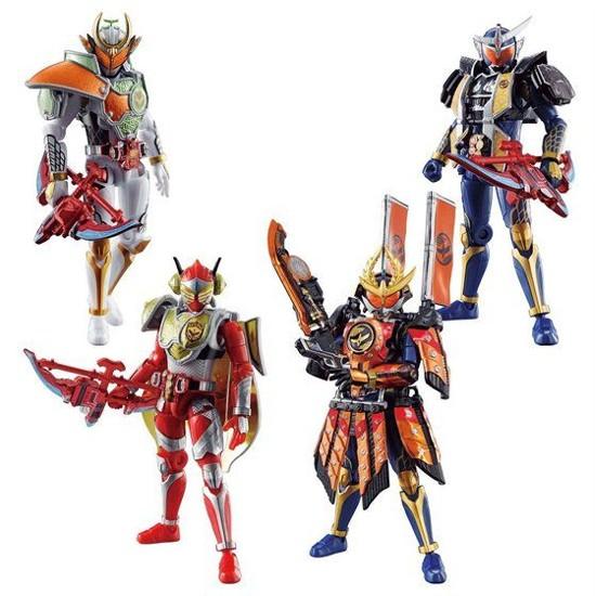 SO-DO CHRONICLE 仮面ライダー鎧武2(10個入) が予約開始!カチドキアームズがラインナップ! 1020hobby-gaimu-IM001