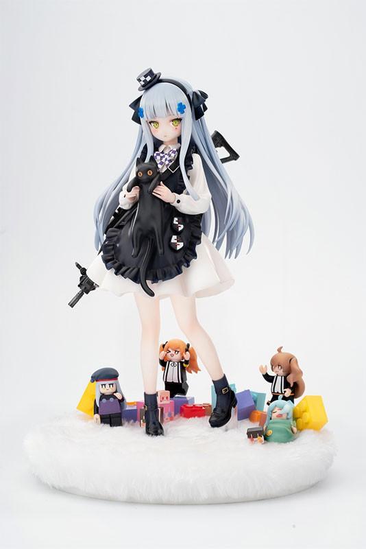 ドールズフロントライン HK416 黒猫のギフトVer. ホビーマックス フィギュアが予約開始! 1021hobby-hk416-IM001