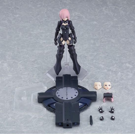 figma Fate/Grand Order シールダー/マシュ・キリエライト〔オルテナウス〕可動フィギュアが予約開始! 1027hobby-mash-IM005