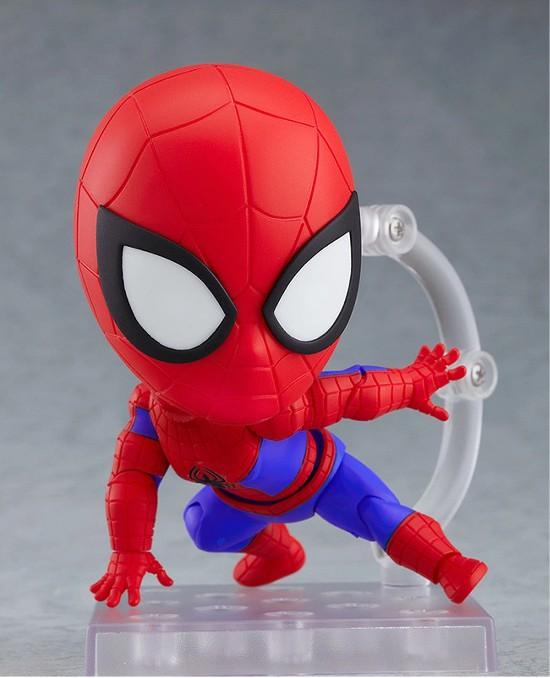 ねんどろいど ピーター・パーカー スパイダーバースVer. DX/通常版 グッスマ 可動フィギュアが予約開始! 1029hobby-peter-IM004