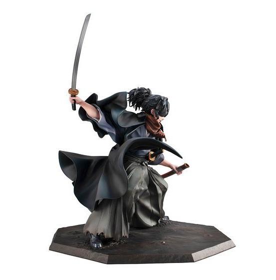 Fate/Grand Order アサシン/岡田以蔵 メガハウス フィギュアが一部店舗限定で予約開始! 1104hobby-izou-IM003