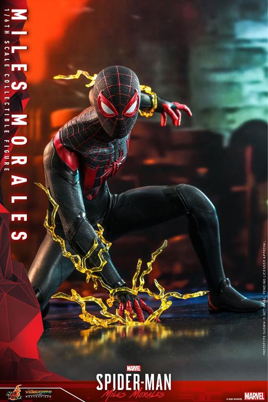 ビデオゲーム・マスターピース『Marvel's Spider-Man: Miles Morales』マイルス・モラレス/スパイダーマン 可動フィギュアが予約開始! 1118hobby-spider-IM001