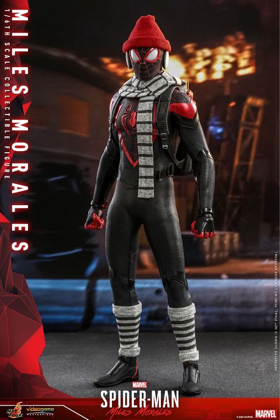 ビデオゲーム・マスターピース『Marvel's Spider-Man: Miles Morales』マイルス・モラレス/スパイダーマン 可動フィギュアが予約開始! 1118hobby-spider-IM002