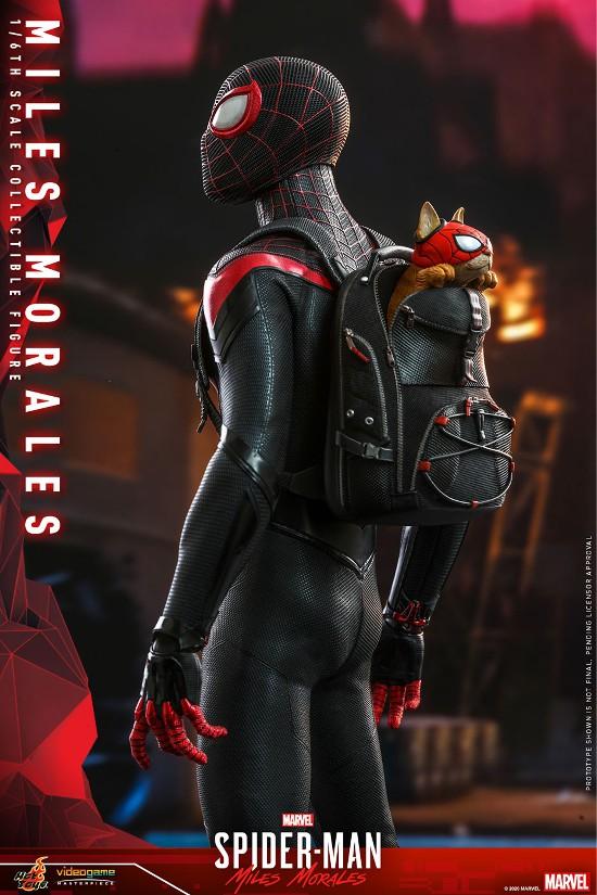 ビデオゲーム・マスターピース『Marvel's Spider-Man: Miles Morales』マイルス・モラレス/スパイダーマン 可動フィギュアが予約開始! 1118hobby-spider-IM003