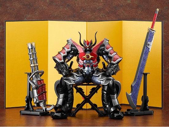 【入荷】HAGANE WORKS マジンカイザー刃皇 魔陣セット グッドスマイルカンパニー 可動フィギュアが登場! 1126hobby-hagane-IM002
