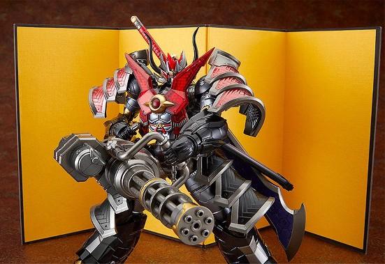 HAGANE WORKS マジンカイザー刃皇 魔陣セット グッドスマイルカンパニー 可動フィギュアが予約開始! 1126hobby-hagane-IM003
