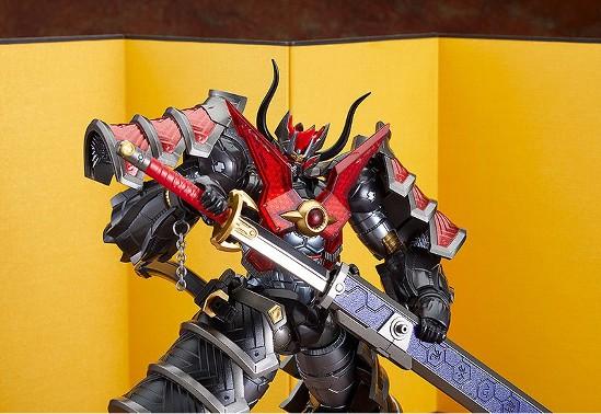 【入荷】HAGANE WORKS マジンカイザー刃皇 魔陣セット グッドスマイルカンパニー 可動フィギュアが登場! 1126hobby-hagane-IM004