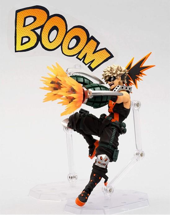【入荷】アメイジング・ヤマグチ 僕のヒーローアカデミア 爆豪勝己 海洋堂 可動フィギュアが登場! 1202hobby-bakugou-IM003