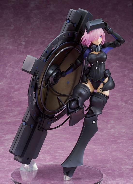 Fate/Grand Order シールダー/マシュ・キリエライト〔オルテナウス〕 キューズQ フィギュアが予約開始! 1204hobby-mash-IM003