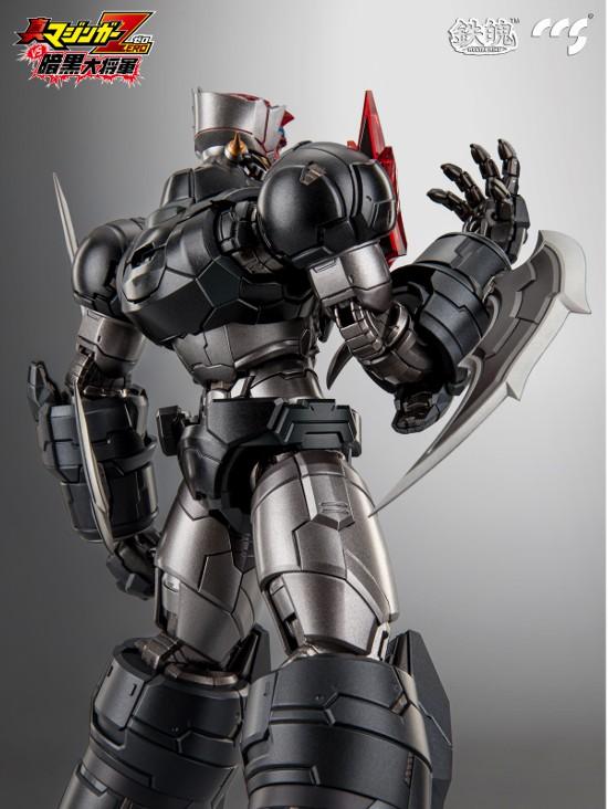 真マジンガーZERO VS 暗黒大将軍 マジンガーZERO CCSTOYS 合金可動フィギュアが再販予約開始! 1207hobby-mazingar-IM002