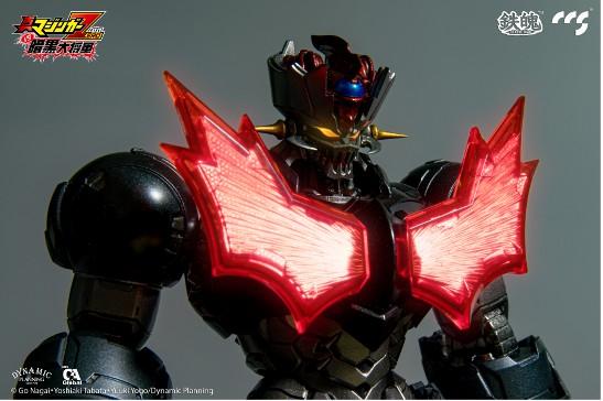 真マジンガーZERO VS 暗黒大将軍 マジンガーZERO CCSTOYS 合金可動フィギュアが再販予約開始! 1207hobby-mazingar-IM004