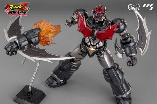 真マジンガーZERO VS 暗黒大将軍 マジンガーZERO CCSTOYS 合金可動フィギュアが再販予約開始! 1207hobby-mazingar-IM005