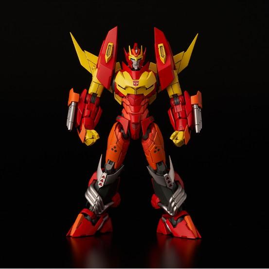 風雷模型 Rodimus/ロディマス IDW版 Flame Toys プラモデルが予約開始! 1216hobby-Rodimus-IM001