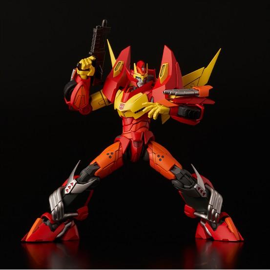 風雷模型 Rodimus/ロディマス IDW版 Flame Toys プラモデルが予約開始! 1216hobby-Rodimus-IM003