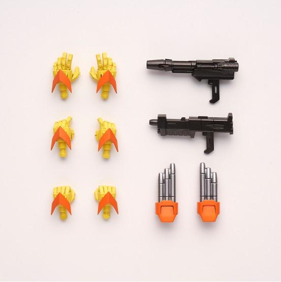 風雷模型 Rodimus/ロディマス IDW版 Flame Toys プラモデルが予約開始! 1216hobby-Rodimus-IM005
