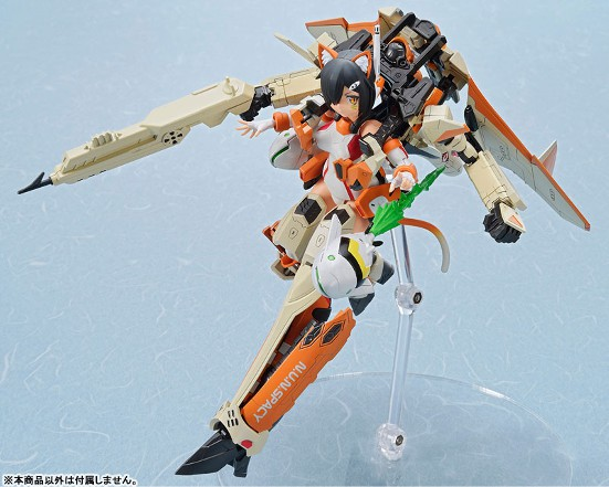 ACKS No.MC-08 V.F.G. マクロスΔ VF-31D スクルドSP アオシマ プラモデル が予約開始! 1225hobby-vfg-IM001