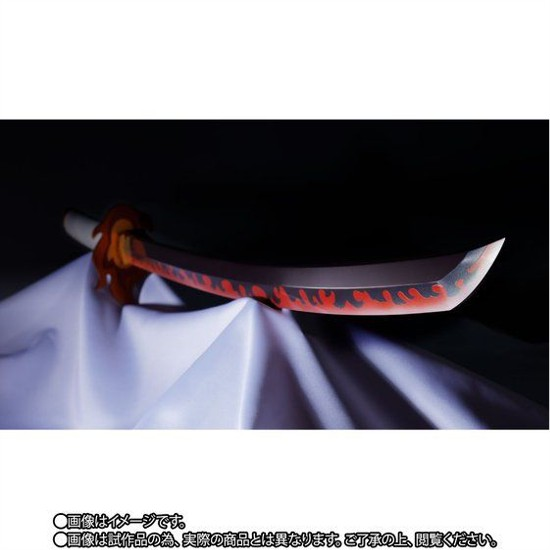 PROPLICA 日輪刀(煉獄杏寿郎)が一部店舗限定で2次受注(8月発送分)の予約開始! 0114hobby-kimetsu-IM004